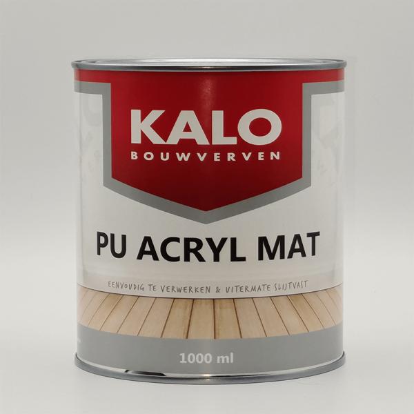 Kalo-1000ml-PU-Acryl-Mat